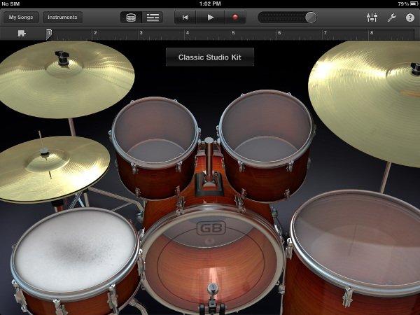 Drums-tutorial-garageband-for-iPad2