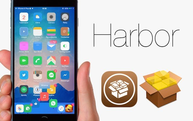 Harbor-cydia