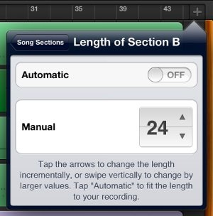 Length-of-song-Section