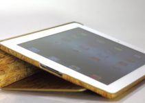 Minji-Design-Cork-Grain-iPad