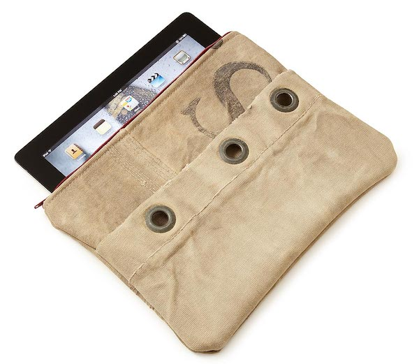 Upcycled-Mail-Sack-iPad