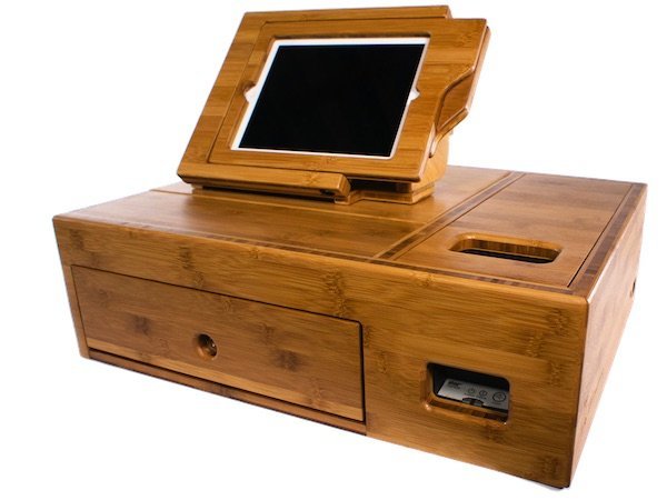 cashbox ipad pos stand