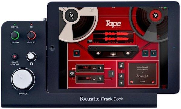 focustrite-itrack