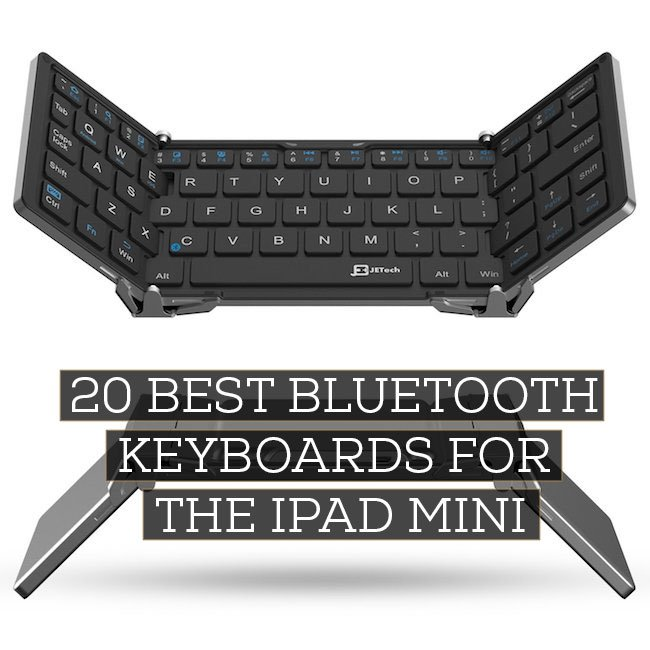 d2377dd1f62 20 Best Bluetooth Keyboards for the iPad Mini - iPadable