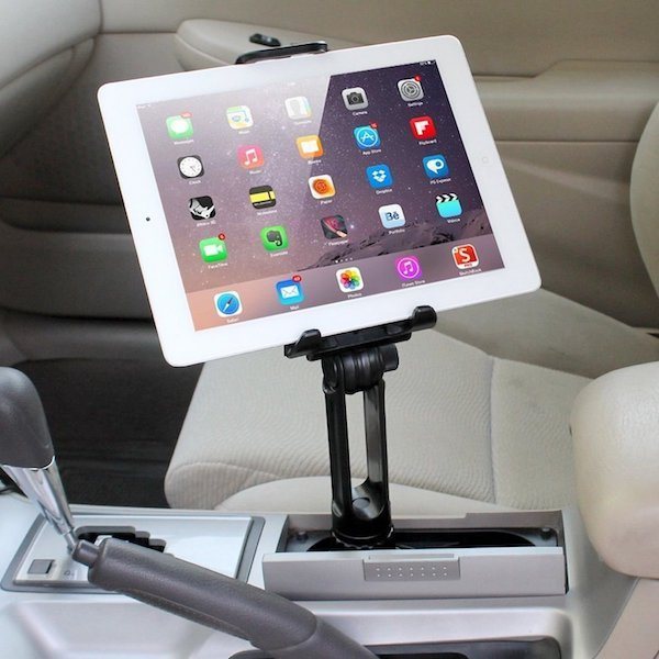 Humor Fashion Car Headrest Rear Pillow Car Bracket For Ipad Mobile Phone 360 Degree Rotation Easy To Install Creative Car Phone Holder Good Reputation Over The World Computer Desks