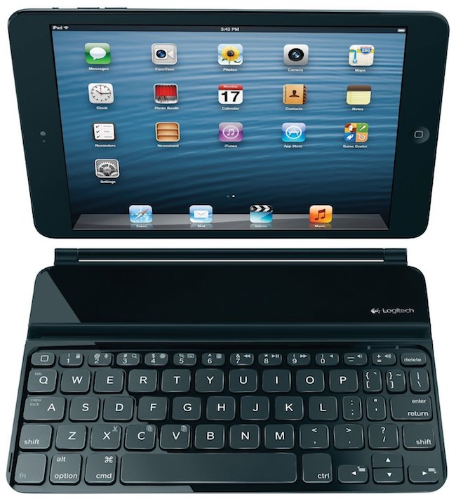 20 best bluetooth keyboards for the ipad mini ipadable. Black Bedroom Furniture Sets. Home Design Ideas
