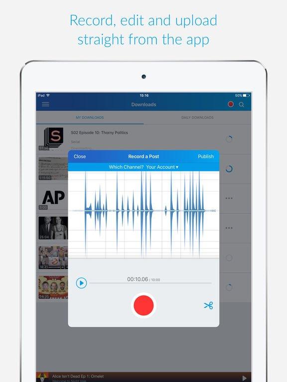 audioBoom-ipad-podcasts
