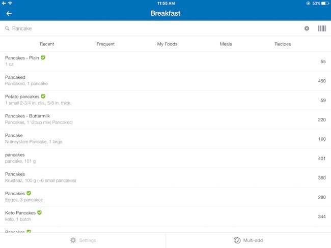 myfitnesspal-app-review-breakfast