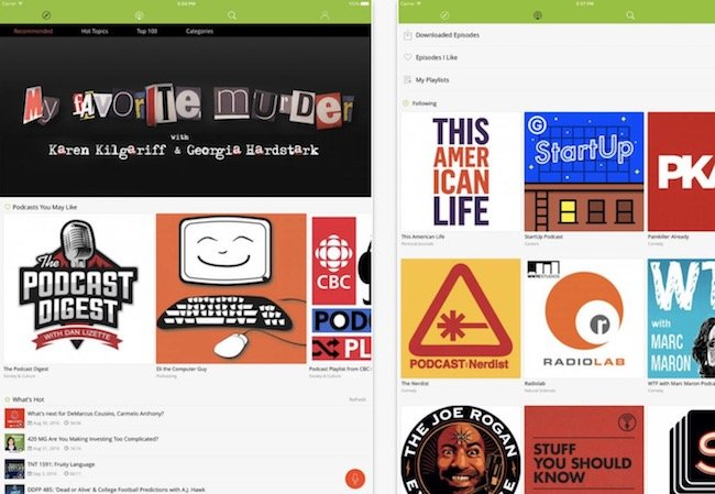 podbean-podcast-app