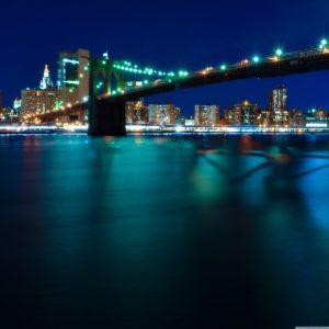 the_brooklyn_bridge-4k-wallpaper
