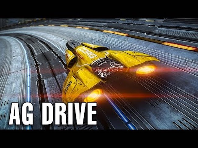 ag-drive