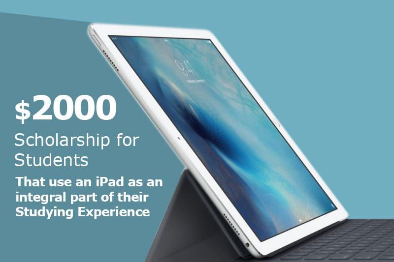 iPad_Scholarship
