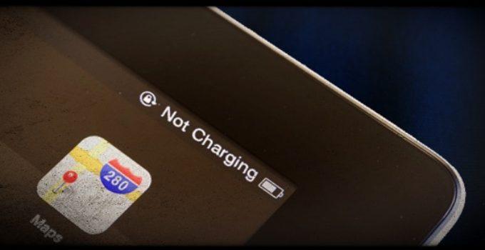 iPad Not Charging